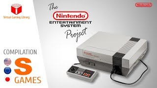 The NES / Nintendo Entertainment System Project - Compilation S - All NES Games (US/EU/JP)