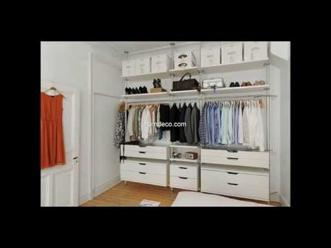 Top 60 + Space Saving Ideas For Closets Design Ideas 2018 - Home Decorating Ideas