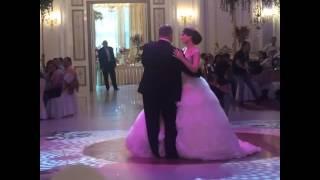 Армянская свадьба 2016. Танец невесты и отца😍😭