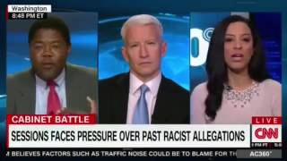 Black Conservative DESTROYS CNN's Professional Victim on Jeff Sessions Free HD Video