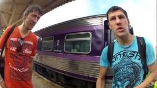 Поезда в Тайланде. Бангкок - Самуи поездом.