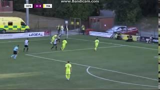 Cefn Druids - FK Trakai 1-1 All Goals