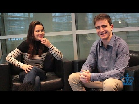 Sasha Cohen talks upcoming Olympic Games, Columbia, and Will Ferrell