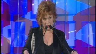 Joy Behar Accepts the Excellence in Media Award at the 21st Annual GLAAD Media Awards in New York