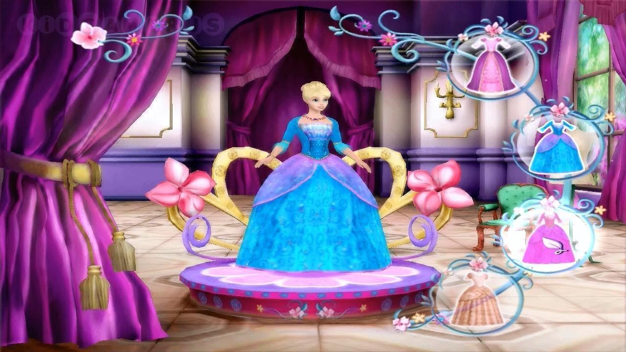 Барби Принцесса Острова ч.4 - YouTube