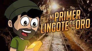 ¡MI PRIMER LINGOTE DE ORO! ⭐️ Gold Rush #2   iTownGamePlay