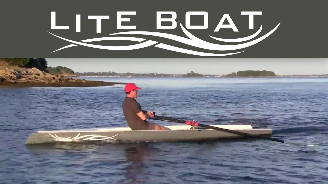 The concept of the Liteboat - a revolutionary rowing boat