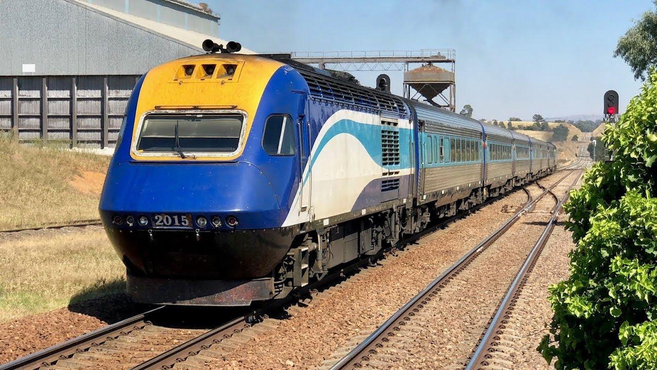 Sydney Trains Vlog 1446: Yass Junction
