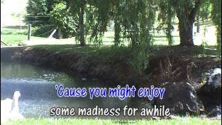 You May Be Right - Billy Joel Karaoke