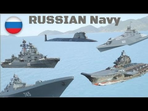 Top 10 Russian Navy Active Navy Ships List  Army/Military Comparison 2017