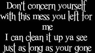 Leave the Pieces - The Wreckers (Lyrics)