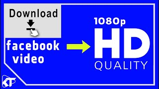 How to download Facebook Video in HD quality | 2021 screenshot 5