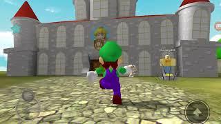 Roblox Gaming - Super Mario 64 RP #1