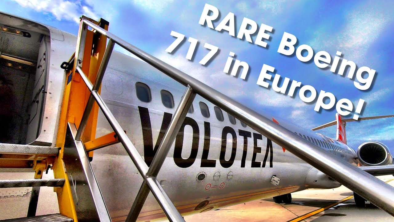 VOLOTEA: What's it like flying Spain's quirky cheap airline?
