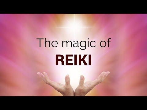 The magic of Reiki   alternative medicine