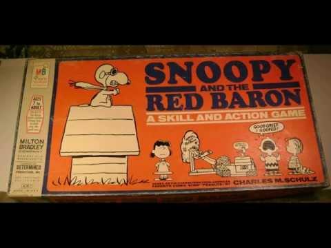 SNOOPY V'S RED BARON-THE ROYAL GUARDSMEN (NEW ENHANCED VERSION) 720p