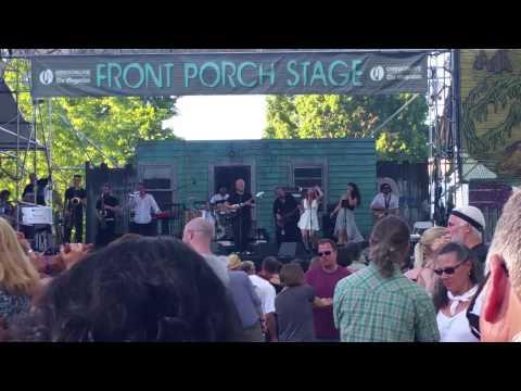 Portland Waterfront Blues Festival 2015