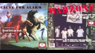 CAUSE FOR ALARM & WARZONE 1995 [FULL SPLIT]