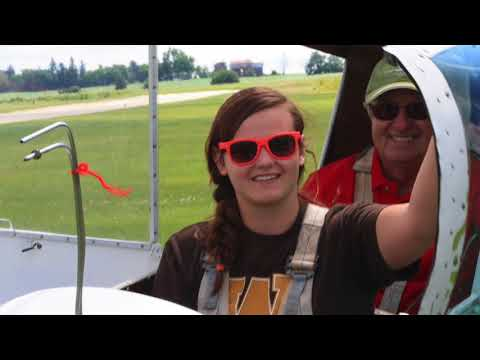 West Michigan Aviation Academy's Solo Glider Camp