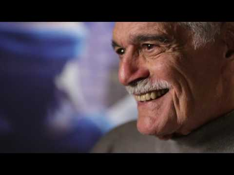 Omar Sharif's last on-set interview - 1001 Inventions