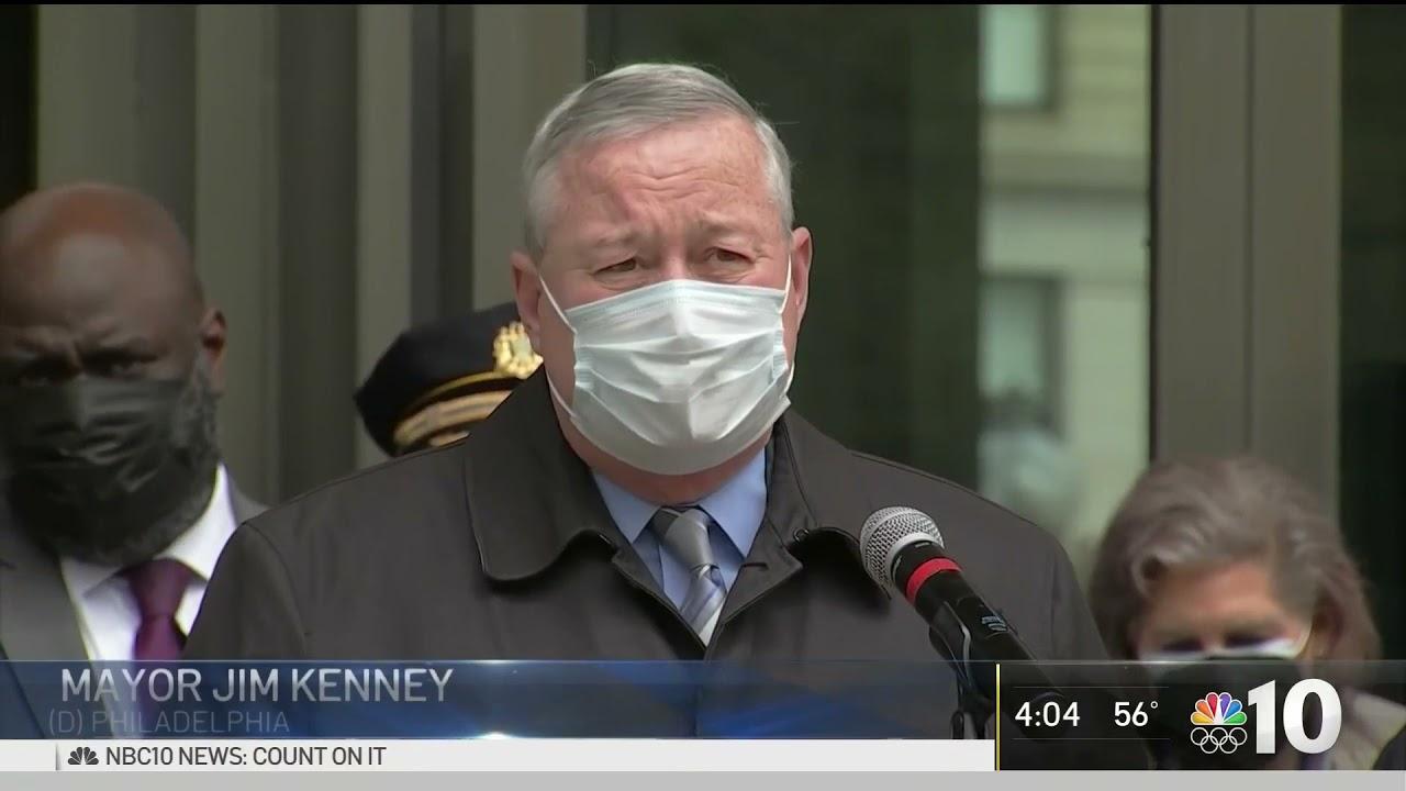Philadelphia Increases Police Presence Ahead of Chauvin Trial Verdict | NBC10