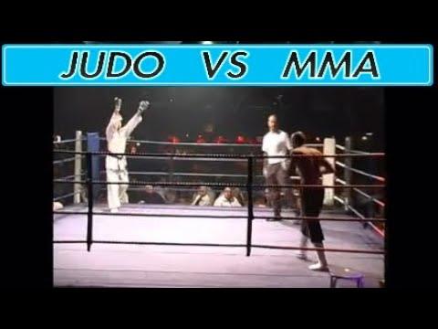 JUDO VS MMA - MMA Fight