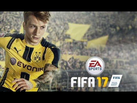 Fifa 17 Barcelona VS bayan Munich
