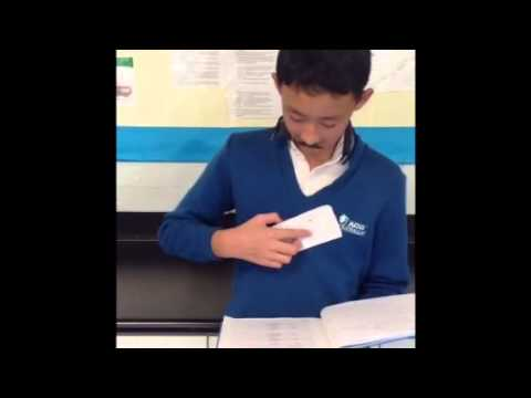 Ernest Rutherford School Video