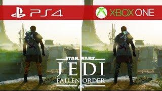 Star Wars Jedi: Fallen Order - Xbox One vs. Xbox One S vs. Xbox One X vs. PS4 vs. PS4 Pro