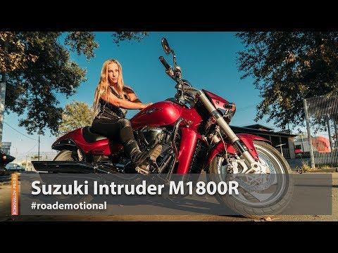 Suzuki Intruder M1800R (Boulevard M109R) Тест от Ксю / Roademotional