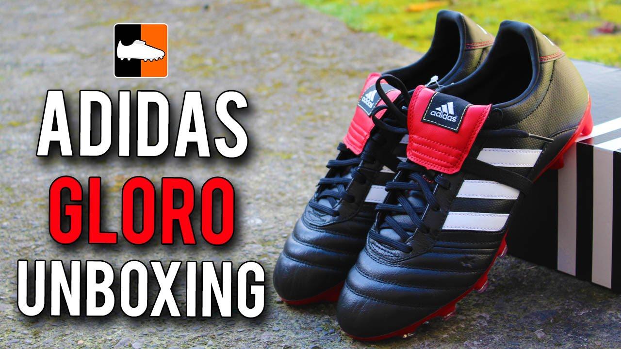 Adidas gloro unboxing new classic / patrimonio football boot gamma