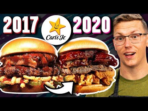 Recreating Carl's Jr.'s Discontinued Baby Back Rib Burger