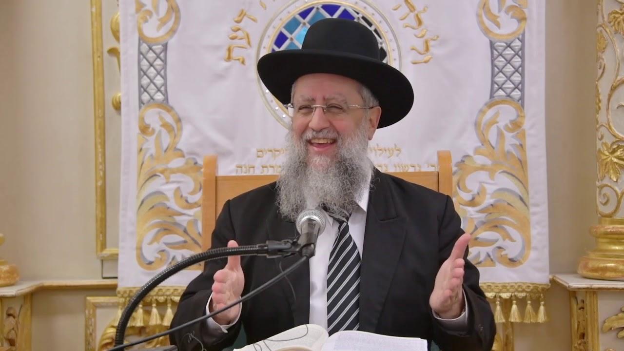 הרב דוד יוסף בעל הלכה ברורה שיעור הלכות קידוש 2 בבית מדרש יחוה דעת
