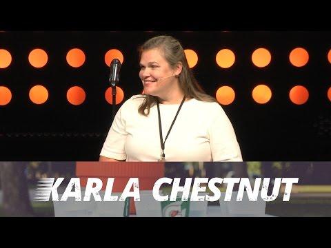 The Race: Follow the Leader - Karla Chestnut