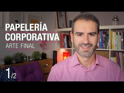 1/2 Papelería corporativa y arte final para imprenta / Preimpresión // Marco Creativo