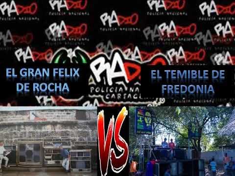 El Gran Felix de rocha VS El Temible de Fredonia en el estadero de los viernes - 3 de 5