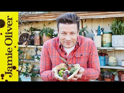 Awesome Lamb Kebabs | Jamie Oliver