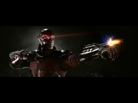 INJUSTICE 2 - All DEADSHOT INTROS Character Dialogue