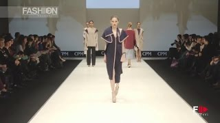 DEMIDOVA LIDIA CPM Designers Contest PROfashion Masters Moscow Fall 2016 2017 by Fashion Channel
