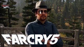 Far Cry 5 Gameplay Deutsch #05 - Special Agent Willis Huntley