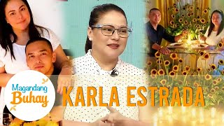 How momshie Karla and Jam celebrated their first anniversary during lockdown | Magandang Buhay