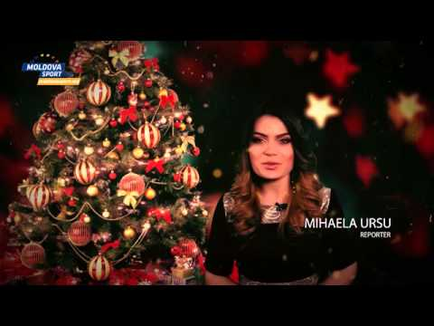 Clipul de felicitare al Moldova Sport TV 2014