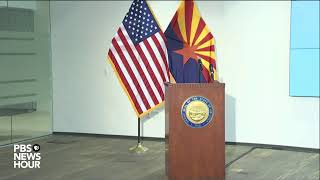 WATCH LIVE: Arizona Governor Doug Duceys gives coronavirus update -- April 7, 2020