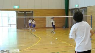 こどもスポーツ教室(バドミントン) -2013- thumbnail