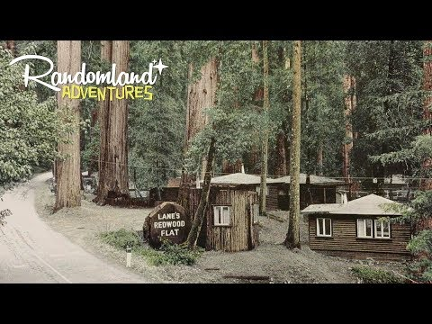 Lost Resorts Of The Redwood Highway & The Abandoned Bridge