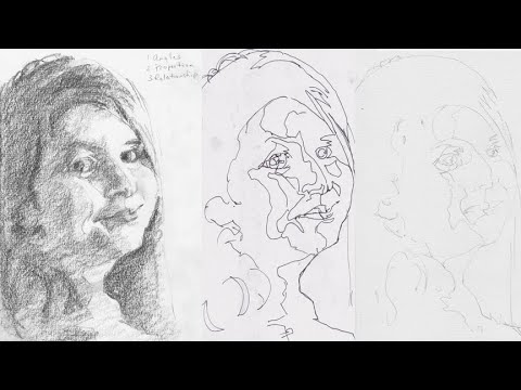 "Workshop Tutorial Video #3 ""Little Cutie"" Drawing Download"