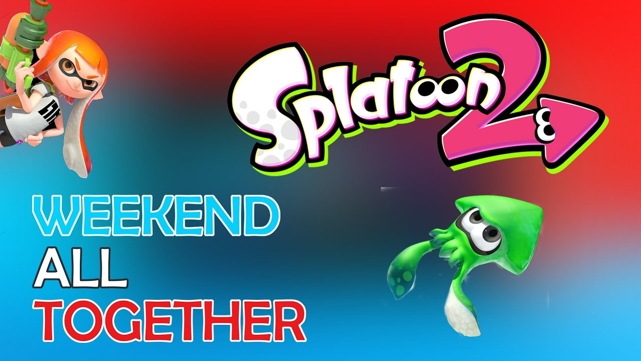 Splatoon 2- Rodrigo & TeamKiller vs. tutti- Gameplay ITA (3)