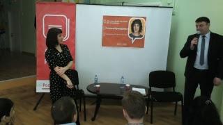 Диалог на равных Ксения Нухкадиева