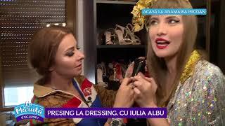 Iulia Albu si Anamaria Prodan, idei si scantei in garderoba