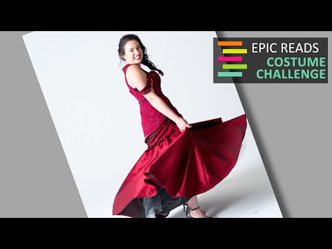 Epic Costume Challenge | The Selection By Kiera Cass